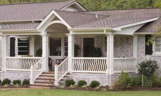 19 Amazing Porch Roof Styles House Plans 73328