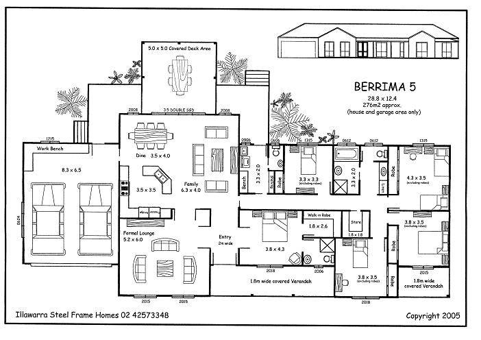 simple house plans with 5 bedrooms arts 5 bedroom one story house plans one home plans ideas picture
