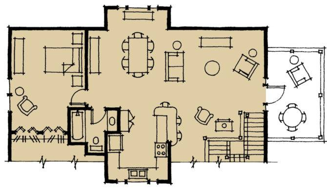 20 Inspiring Very Simple House Designs Photo House Plans