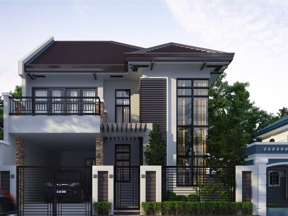 Simple House Designs Kerala Contemporary Home Design Sqft 183365 Simple Design Houses On Simple House Designs And