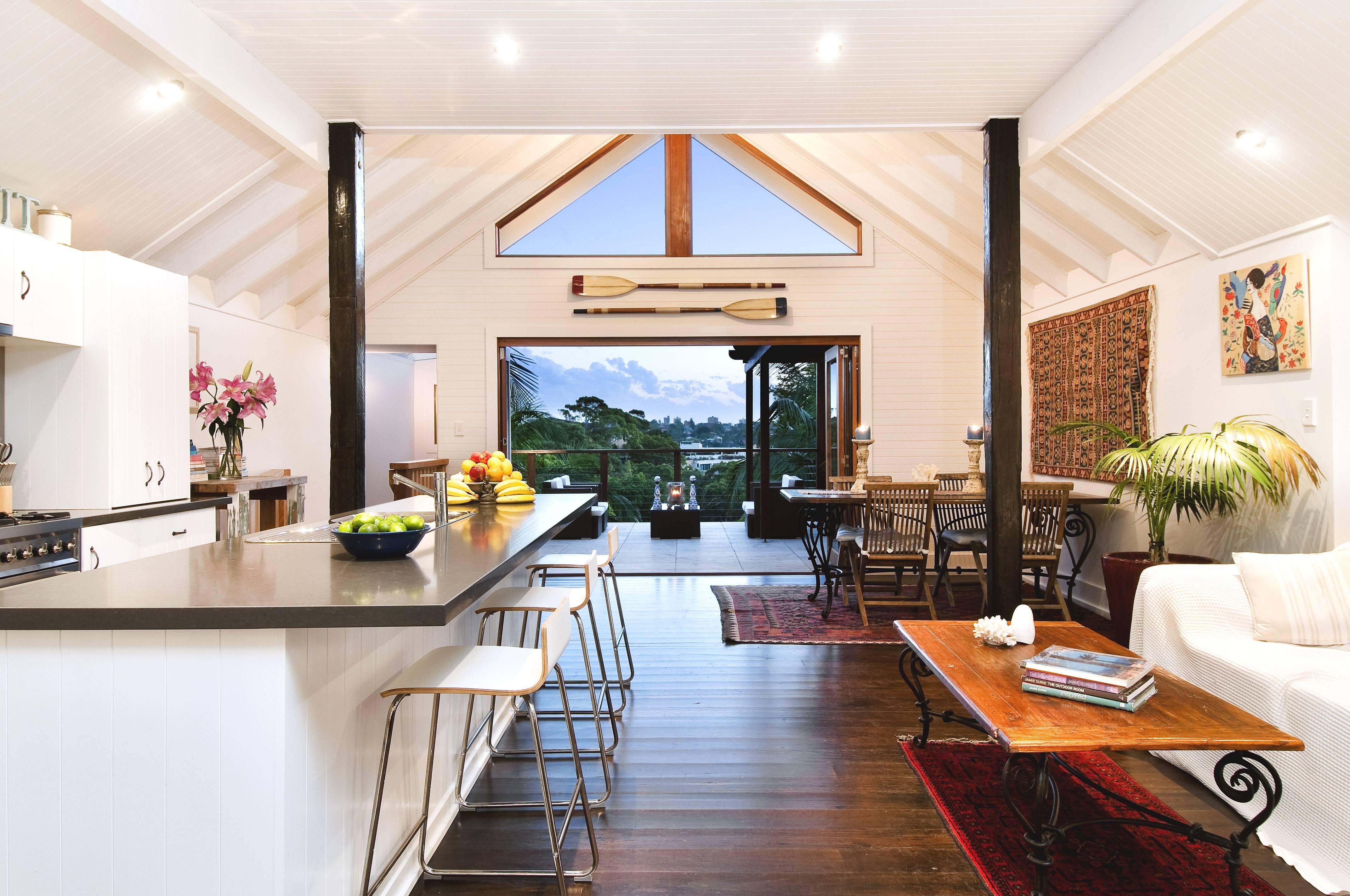 modern rustic house interior – modern house
