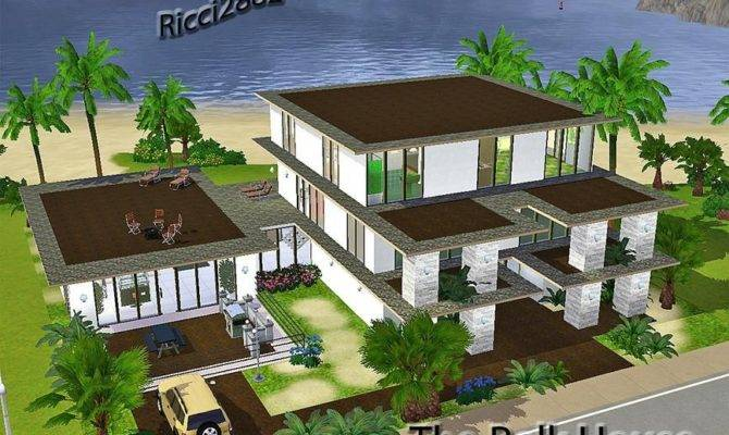 17 Delightful Best Sims 3 House Designs House Plans 26636