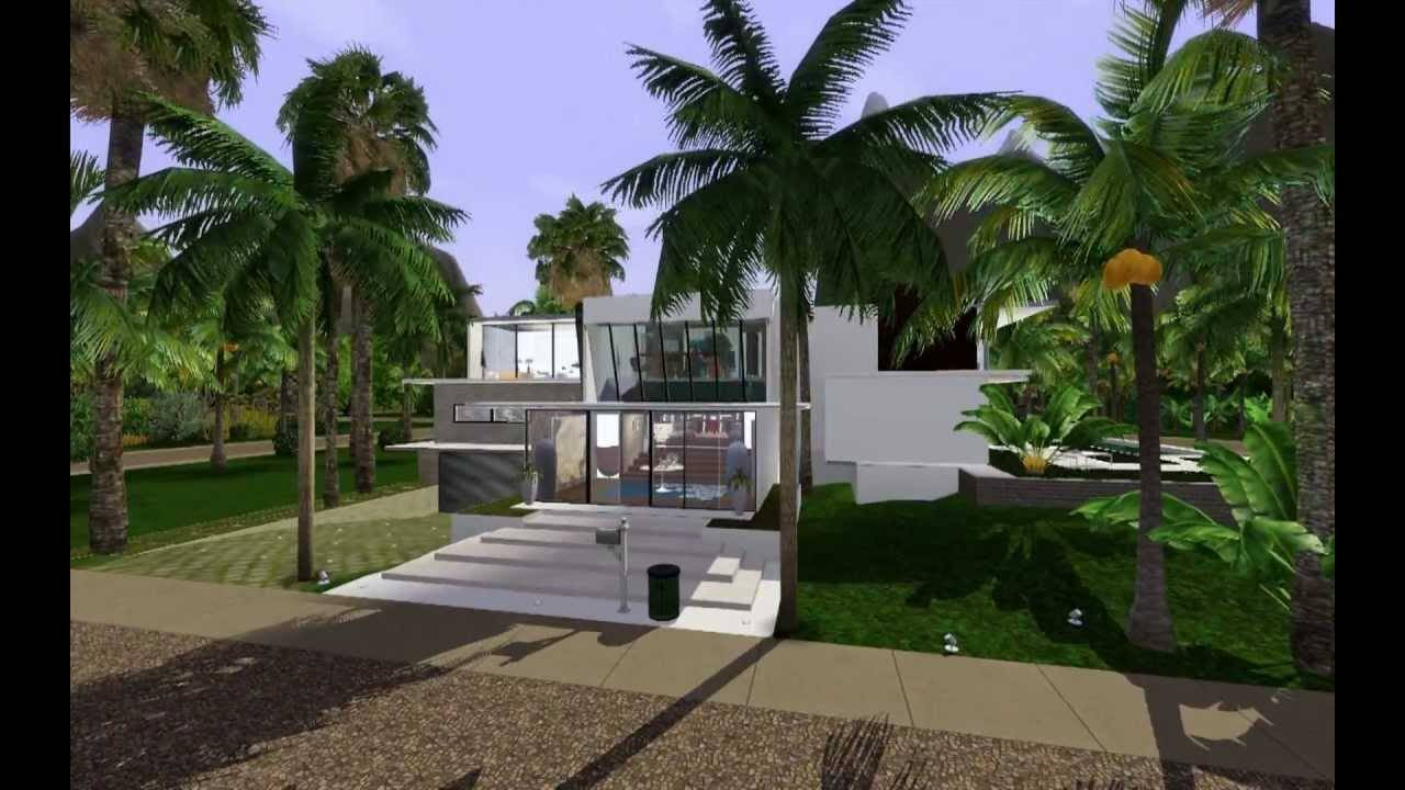 Simple Sims 3 Luxury House Placement - House Plans 72606 - ^