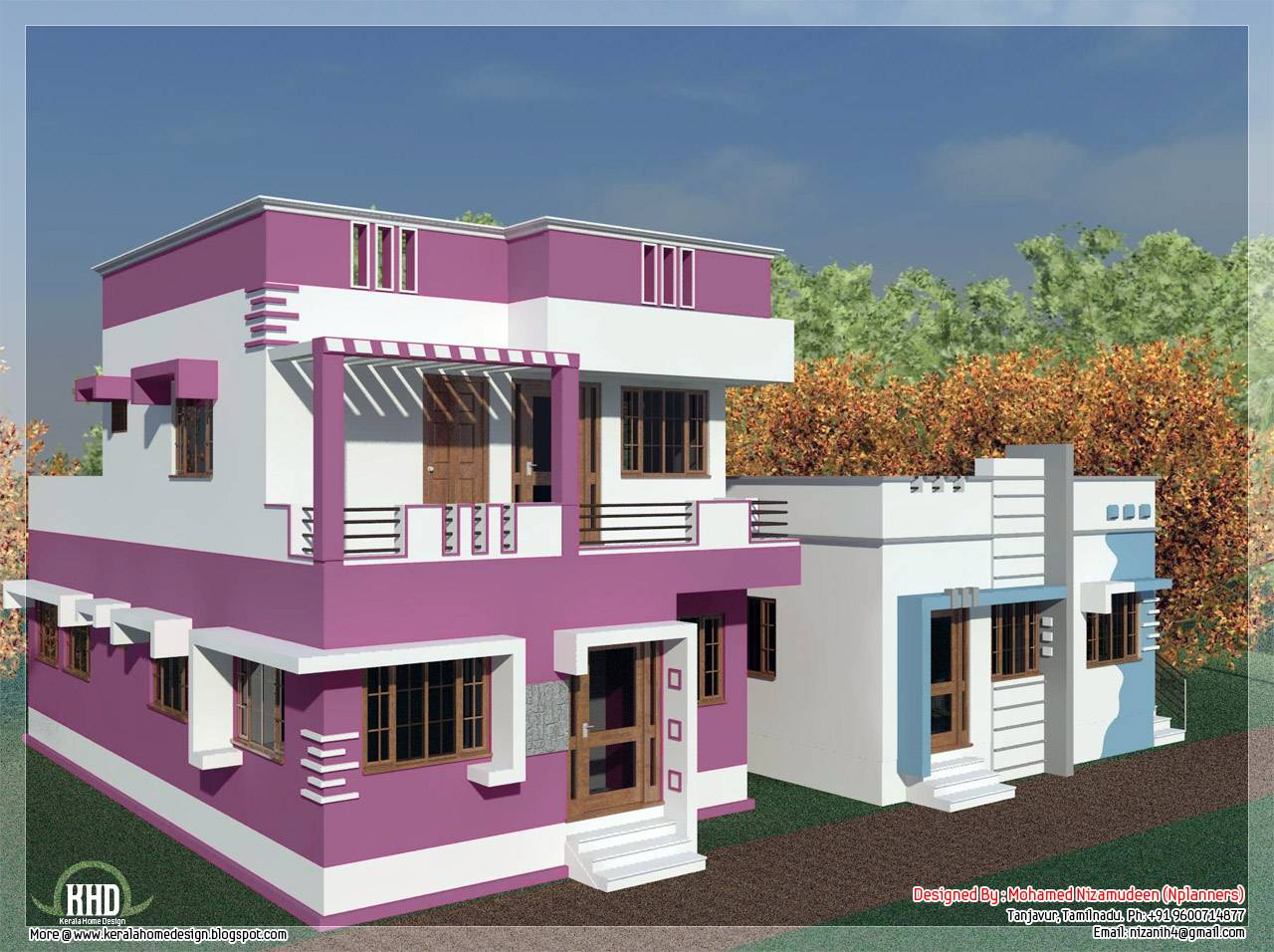 Awesome Indian Simple Home Design Plans Photos - Interior Design ...