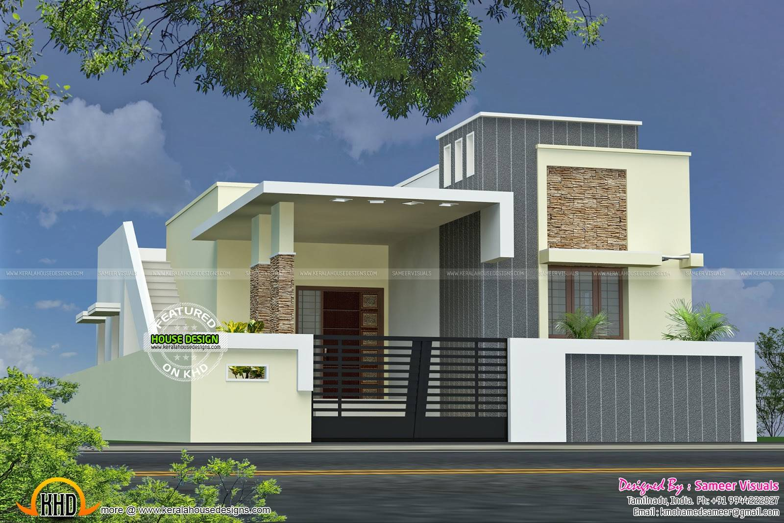 Single Floor House Plan Kerala Home Design Plans House Plans