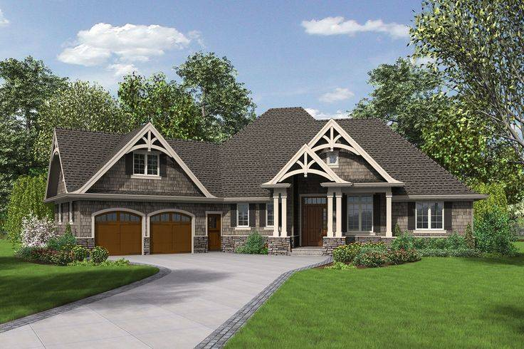 7 Decorative Single Story House Plans With Bonus Room House