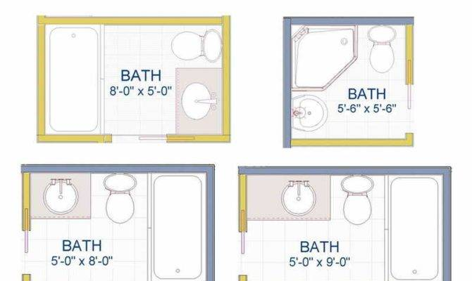 Stunning 22 Images Small Bathroom Floorplan House Plans
