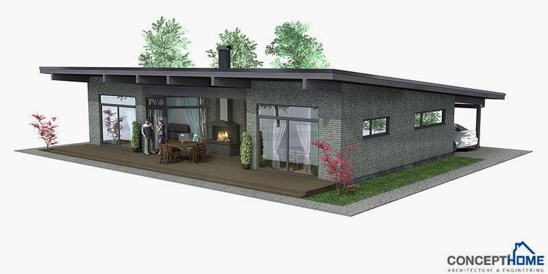 2 Bedroom Modern House MonclerFactoryOutletscom