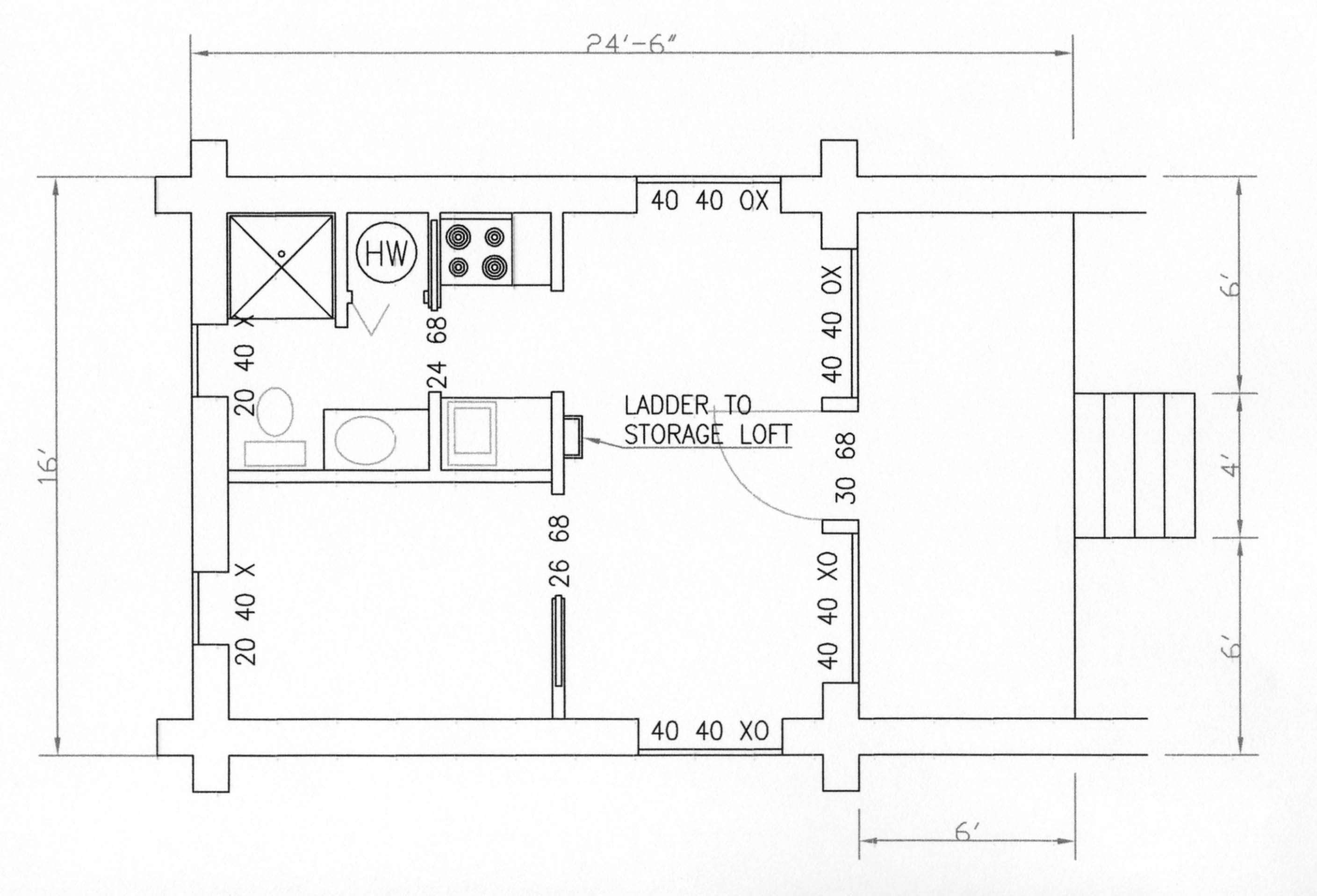 Small Log Cabins Floor Plans Design Cabin Homes House Plans 58795 Part 14