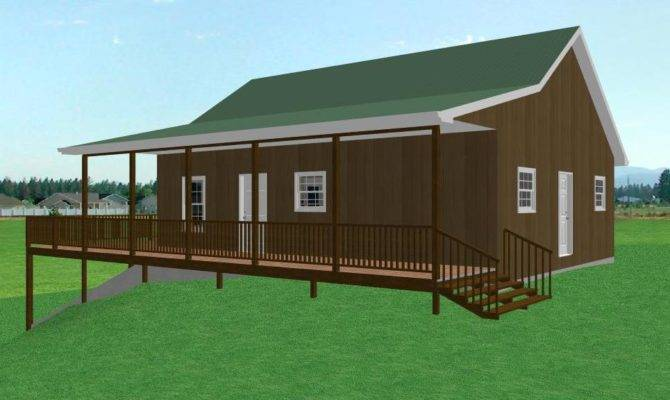 Country cabins house plans