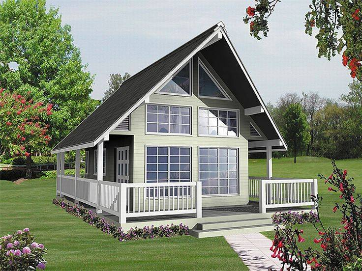 Small Loft Style House Plans