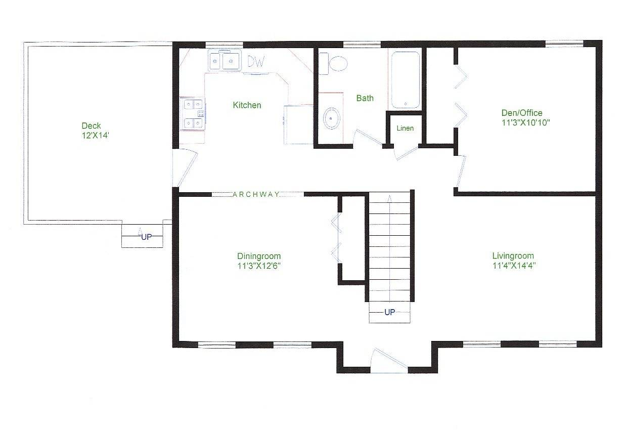 floor plans for houses Modern House