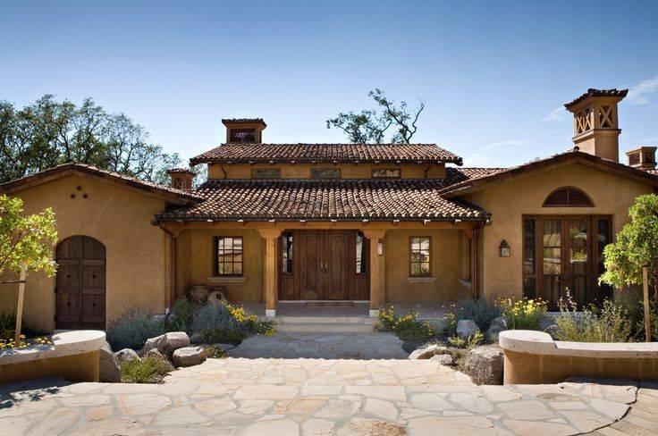 Small Spanish Home Designs