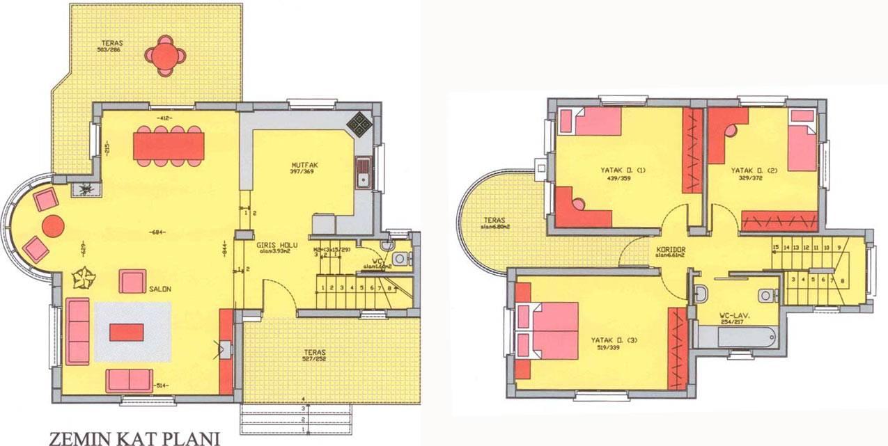 Fantastic 22 Amazing Small Villa Design Plan House Plans 71266 Largest Home Design Picture Inspirations Pitcheantrous