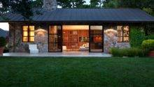 Small Yet Luxurious Guest Cottage Only Square Feet