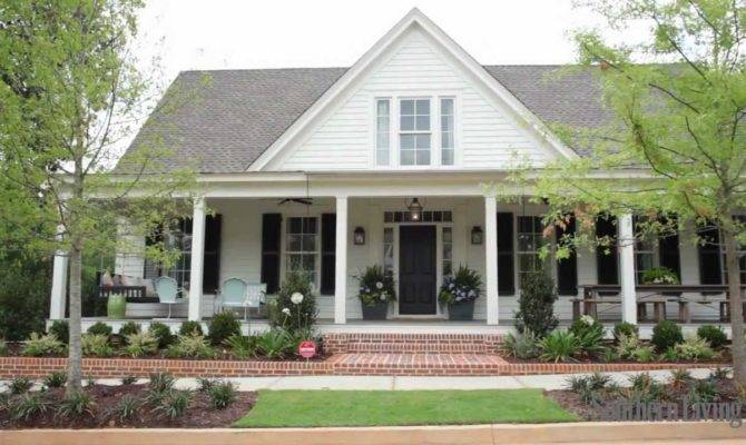 10 Unique Southern Living Farmhouse Plans House Plans