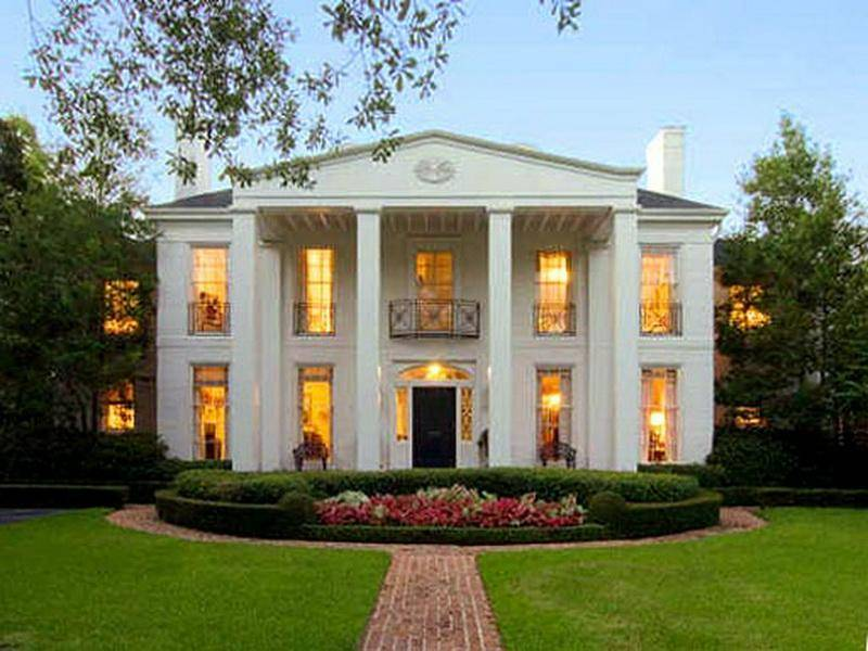 southern style homes decorating ideas wonderful - house plans   #69683
