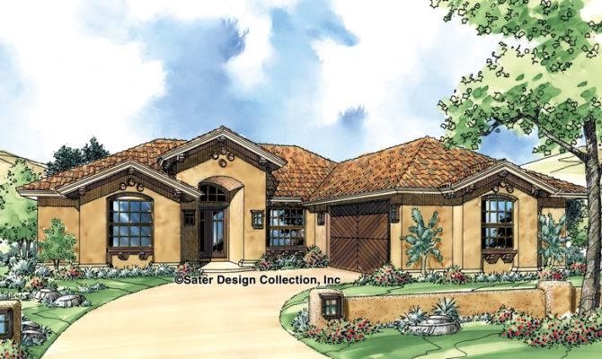 14 Wonderful Southwestern Home Design House Plans 40524