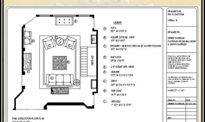 space plan room floor - Family Room Floor Plan