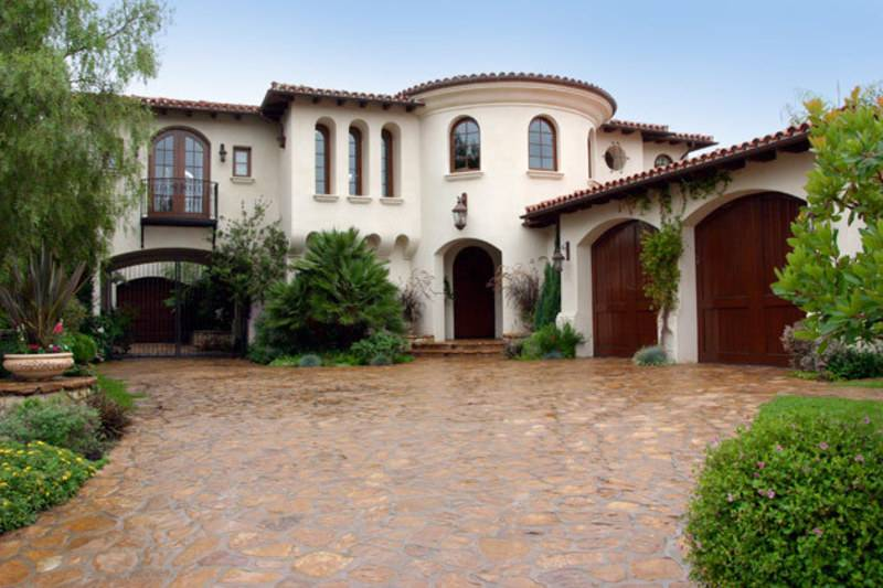 Spanish style home designs - Home design