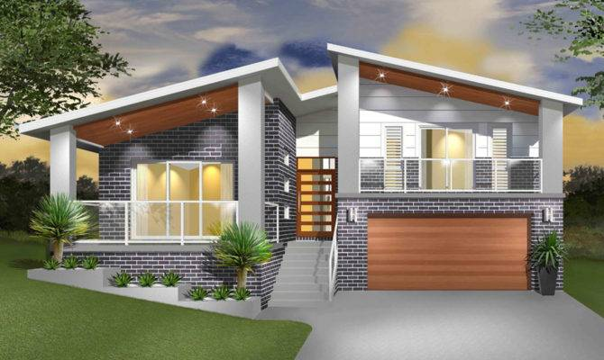 15 Decorative Split Level Home Designs Nsw - House Plans | 76682