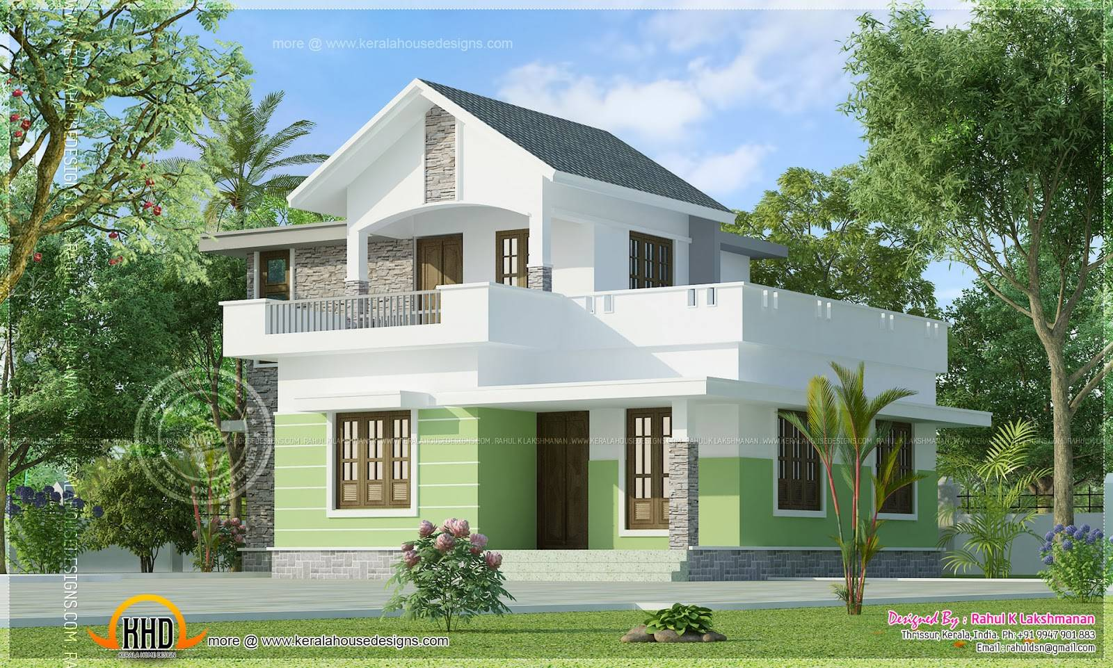 Small house images in india