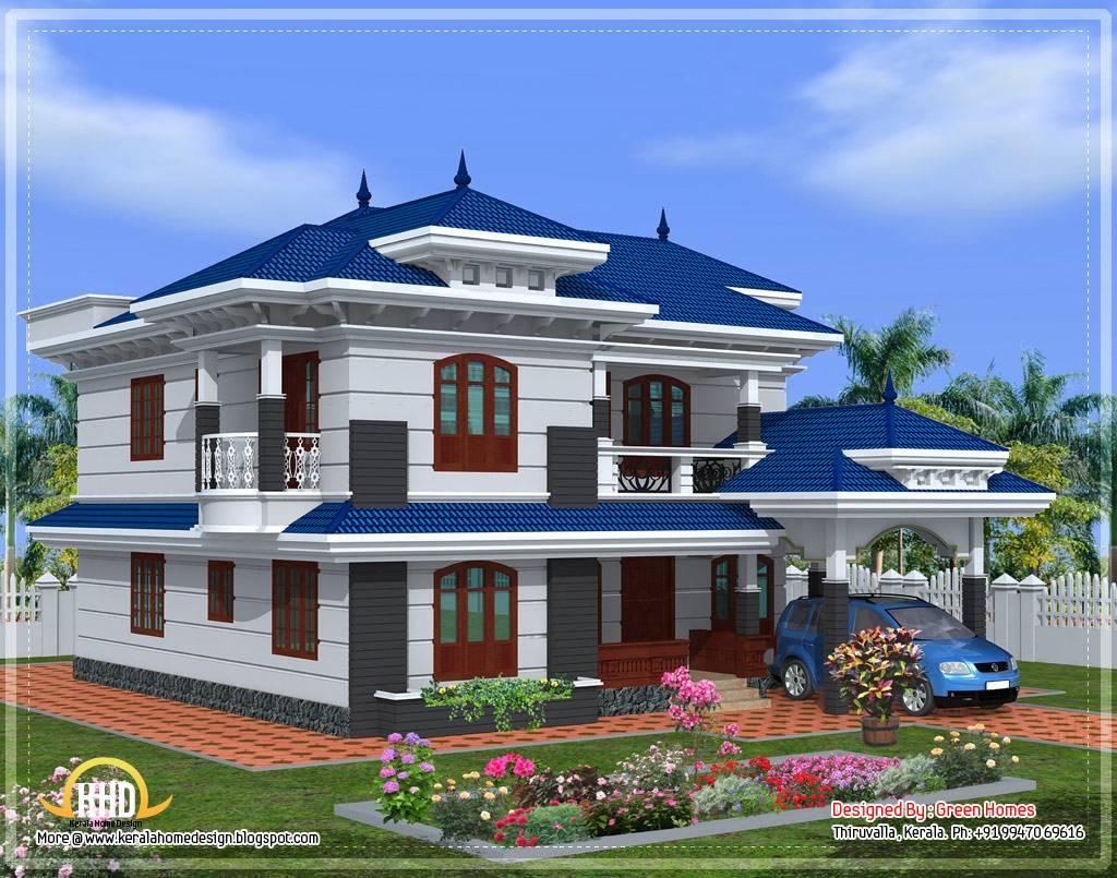 House designs kerala model