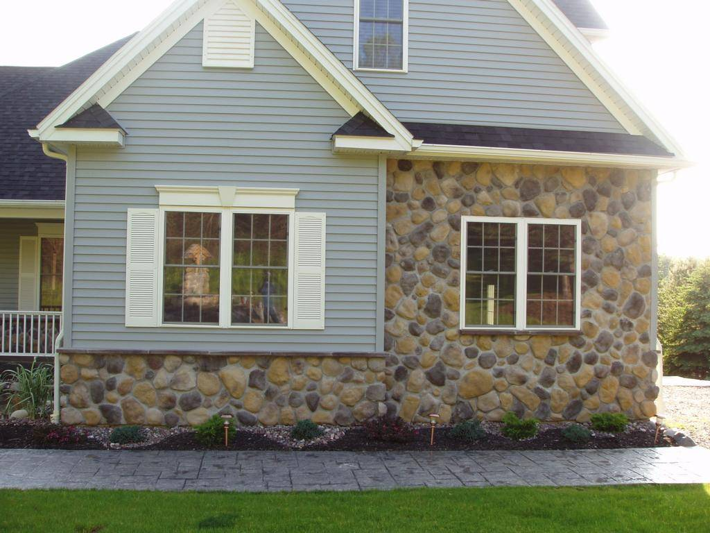 Stone house fronts pictures