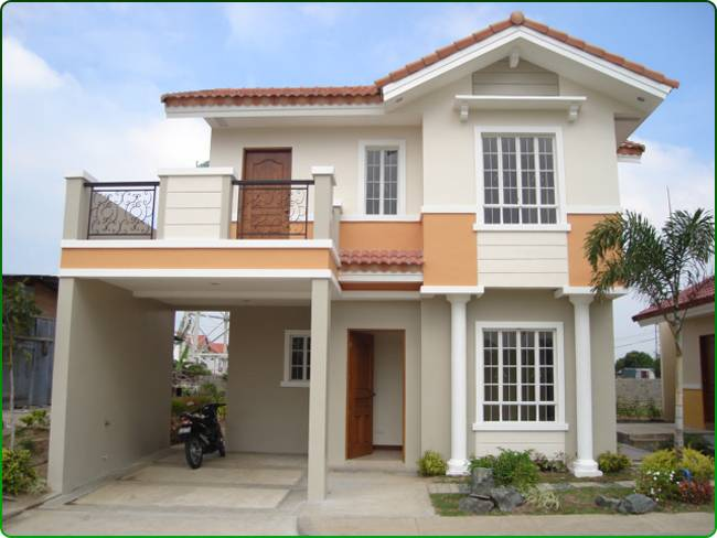 2 Story House Plans With Garage Philippines Images Gallery
