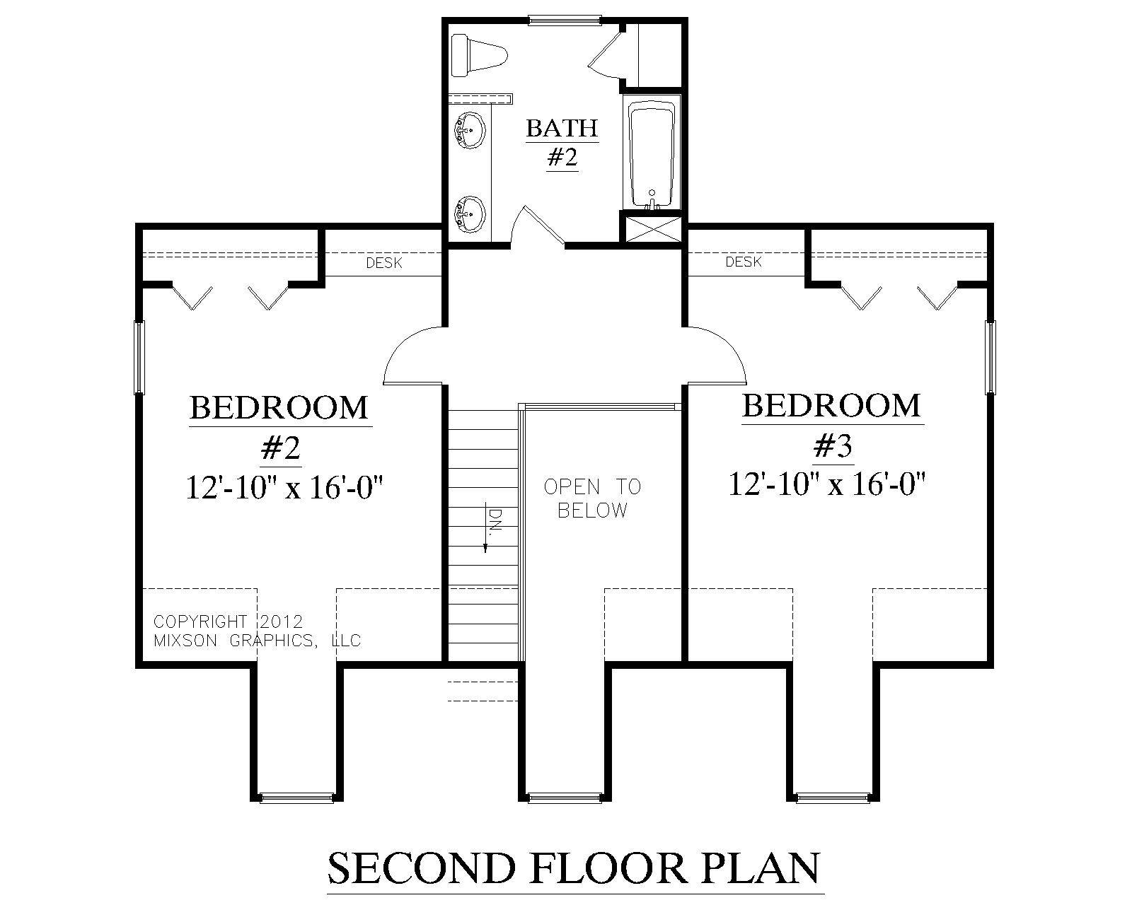 small house plans 2 story - Small Homes Plans 2
