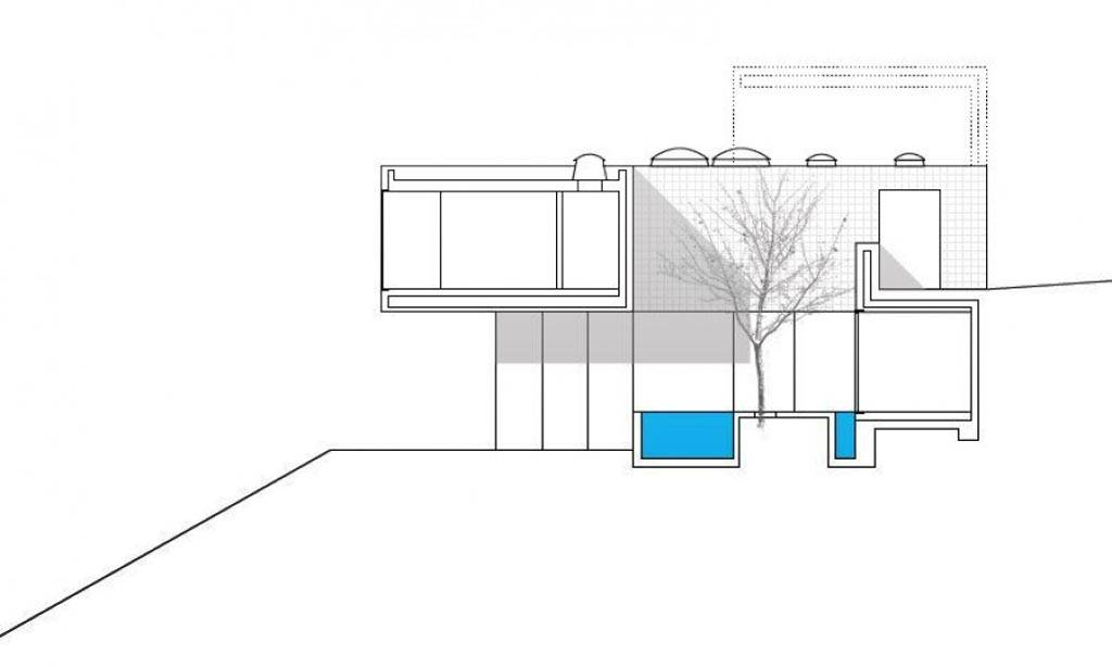 Simple Architecture Design Drawing