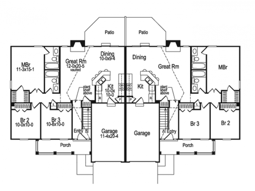 suburban house layout eplans country ehouse plan house