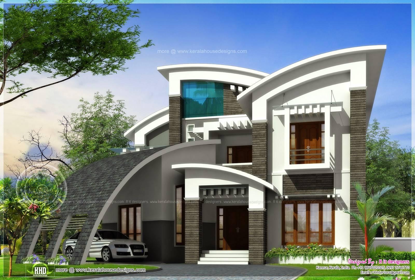 Fabulous 15 Artistic Super Modern Homes House Plans 70980 Largest Home Design Picture Inspirations Pitcheantrous