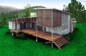 Sustainable Home Plans Floor