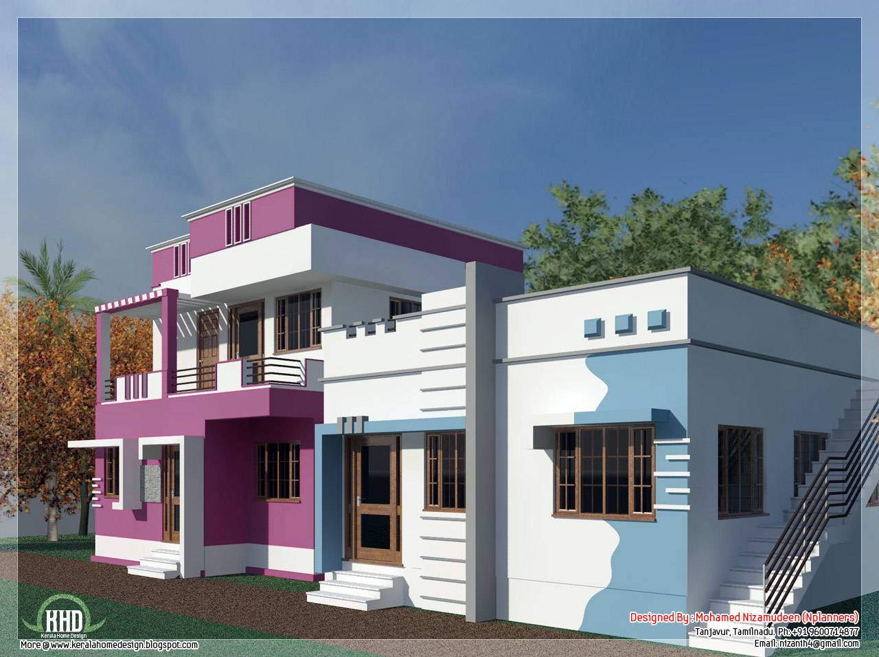 Lladro model house camella