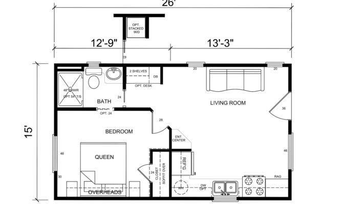 22 Delightful Tiny House Floorplans House Plans 12069