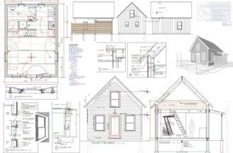 Tiny House Plans Architecture Home Design