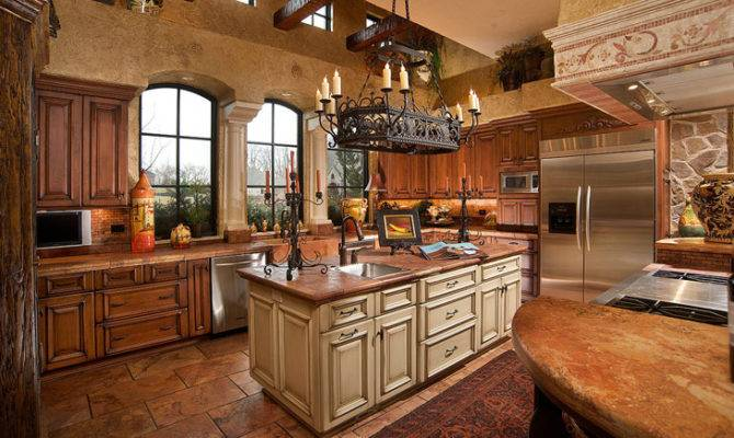 Tips Designing Mediterranean Kitchen