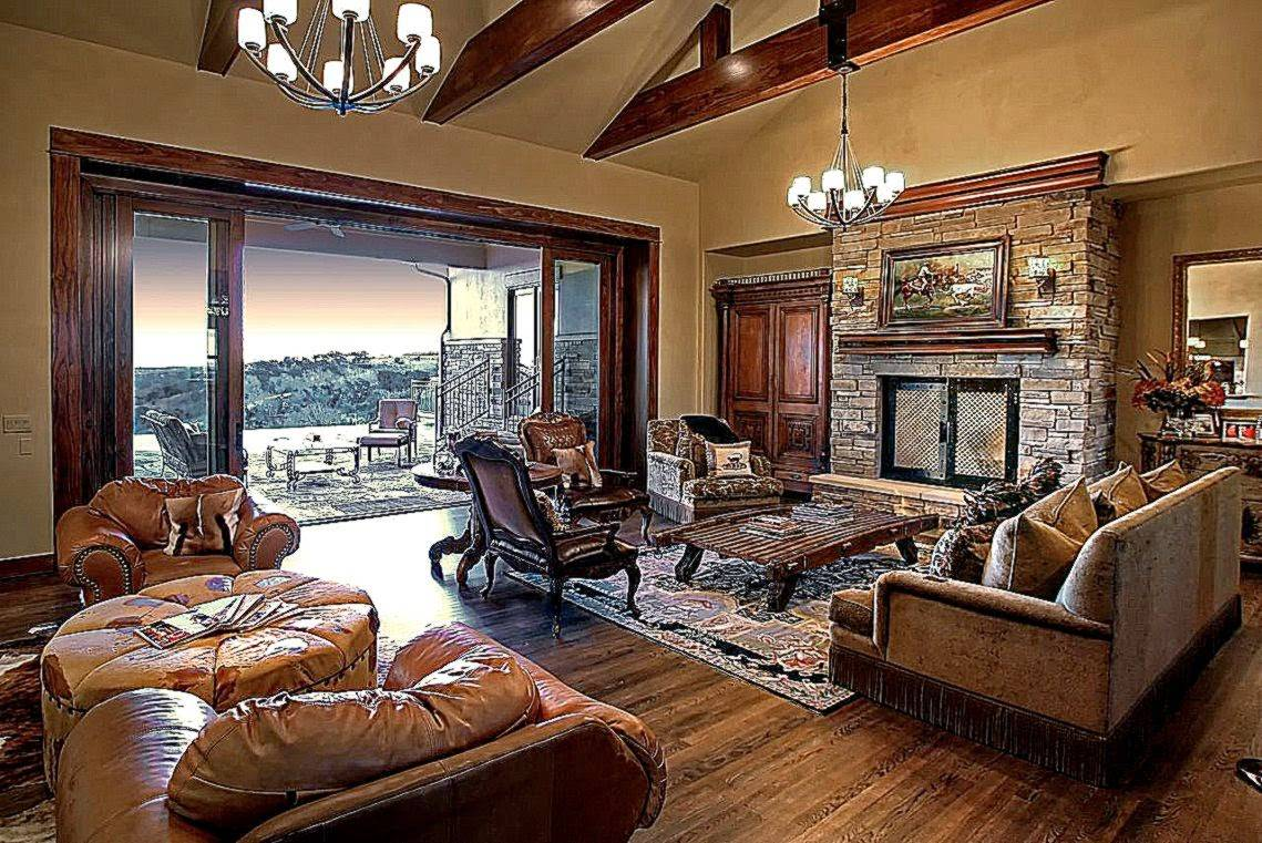 Quirky Living Room Touch Inside Living Room Quirky Luxury Ranch Homes Interior