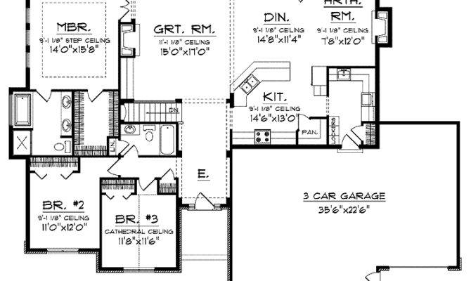 27 artistic ranch style house plans with open floor plans ranch style house floor plans ranch style house plans