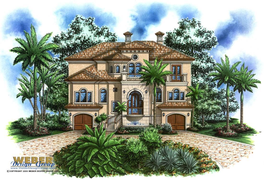 Tropical Homes Design Plan