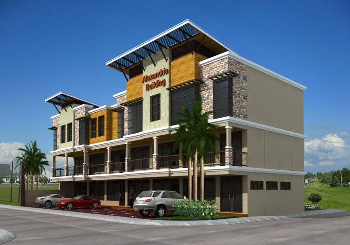 3 Story Commercial Building Design,Commercial.Home Plans Ideas Picture