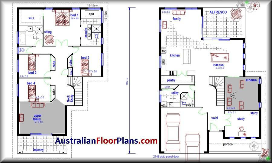 Two storey house floor plan designs philippines quoteshouse