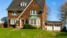 Two Story Brick House Designs Design Ideas