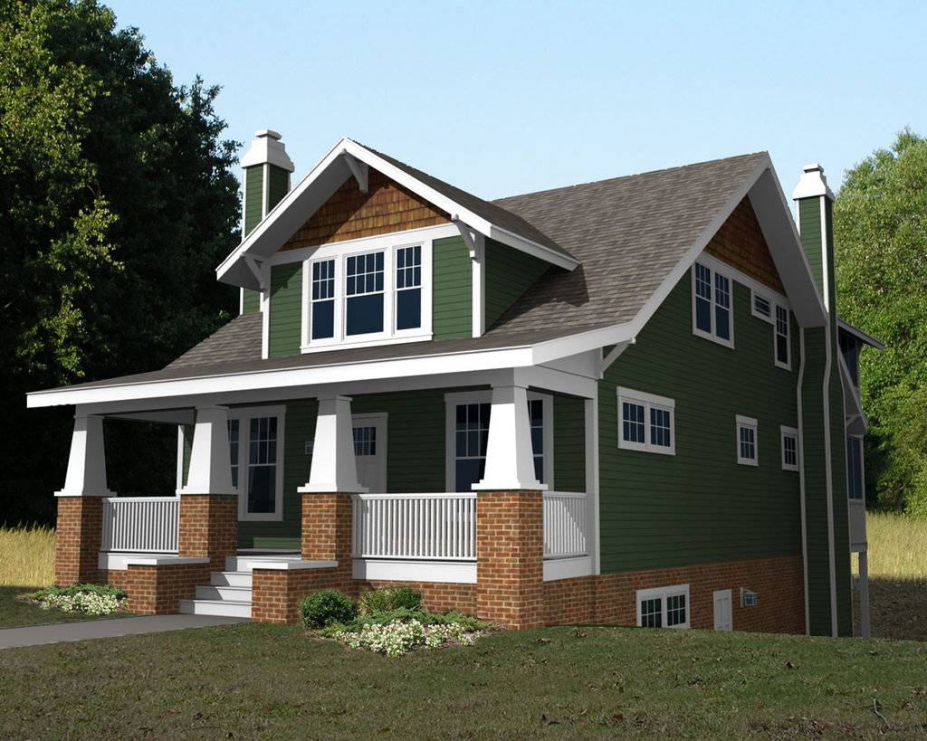 Craftsman style house plans two story - Craftsman House Plans Two Story House Plans For 2000 Sq Ft Two Story Craftsman House Plans