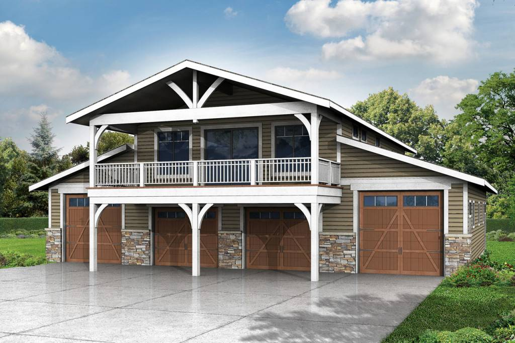 two story garage apartment plans best design ideas house - Room Over Garage Design Ideas