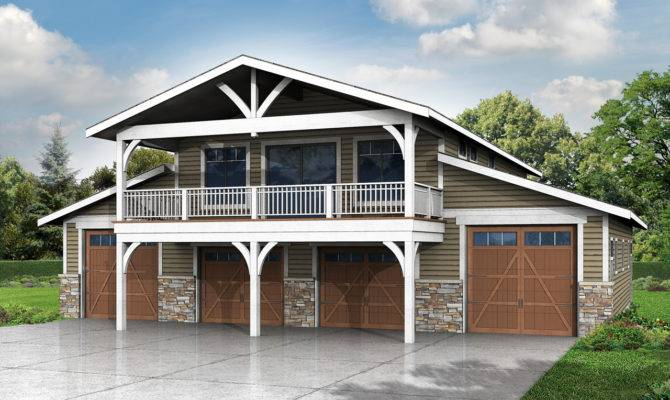 House Plans With Attached Garage Apartment Ideas House
