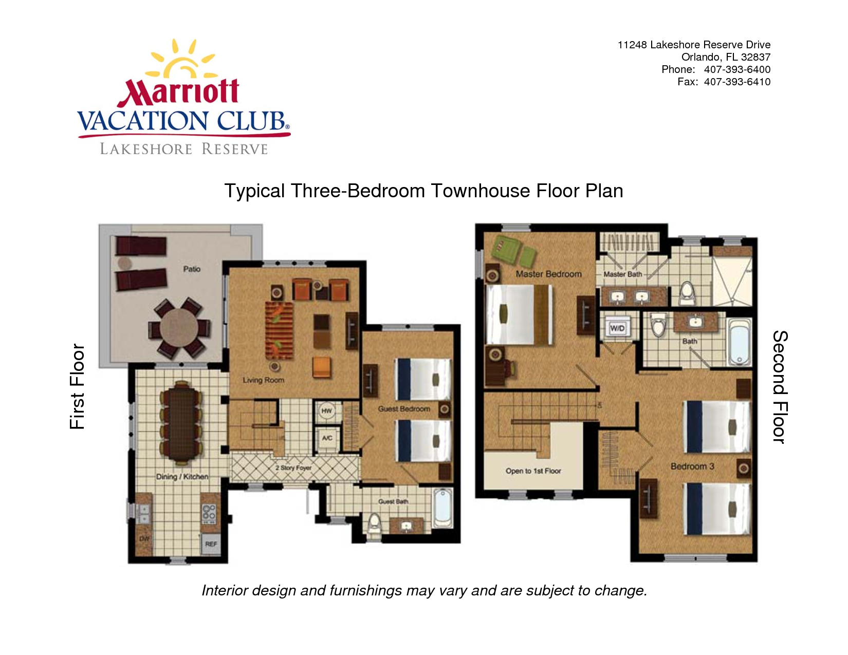 three bedroom townhouse floor plans on three bedroom townhouse floor