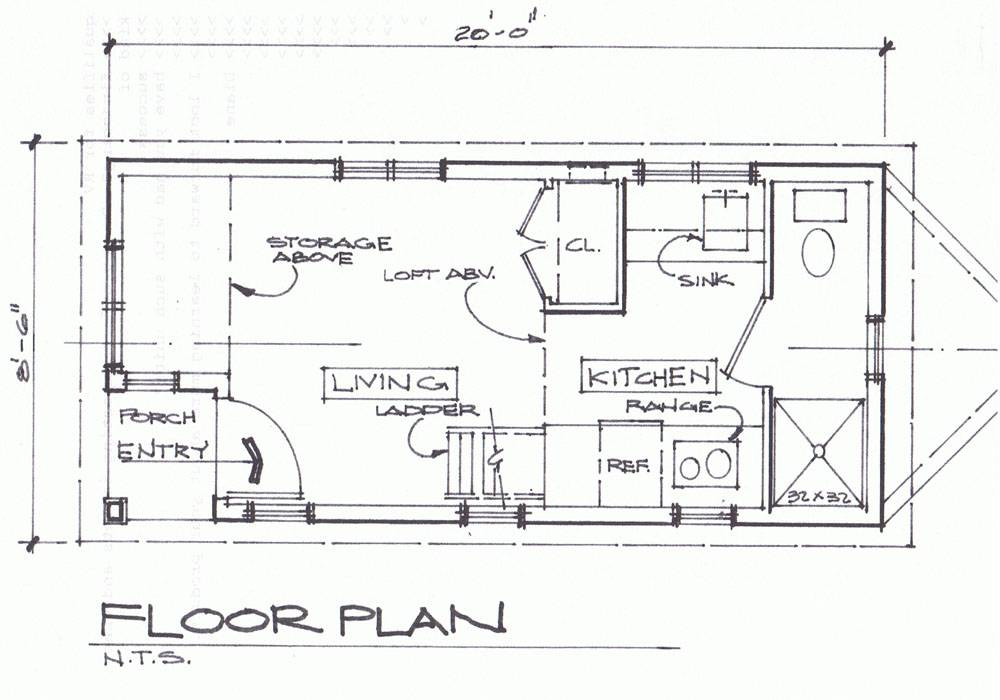 Unique small home plans