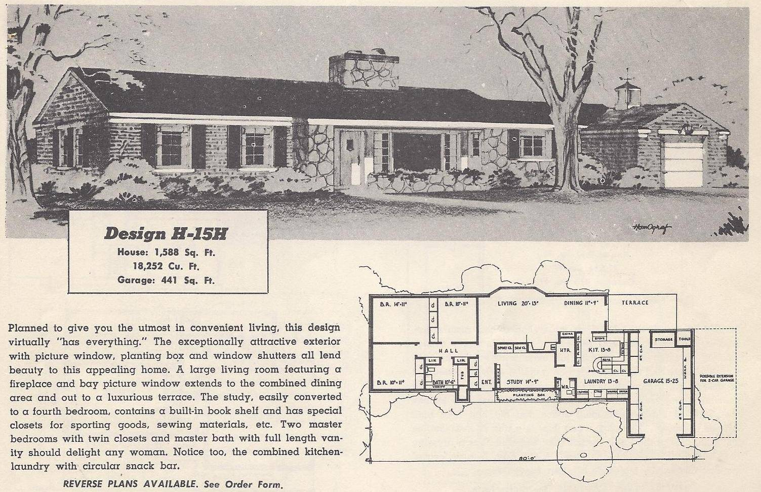 Heritage style house plans